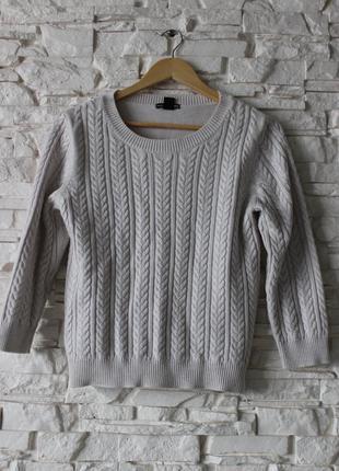 Актуальный свитер  h&m