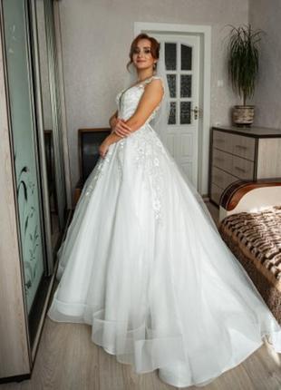 Весільна сукня elianna moore 2019