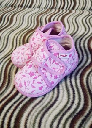 Тапочки, туфельки для малышки