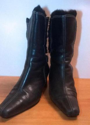 Зимове жіноче взуття gabor