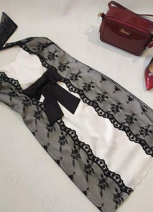 Класичне атласове плаття