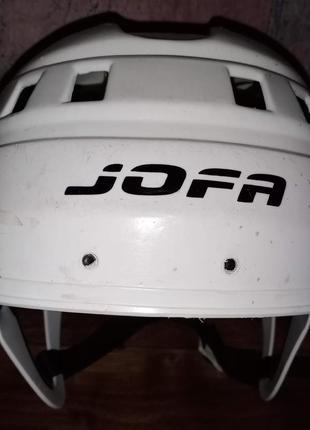 Детский хоккейный шлем jofa