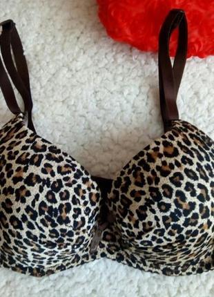 Леопардовый лиф