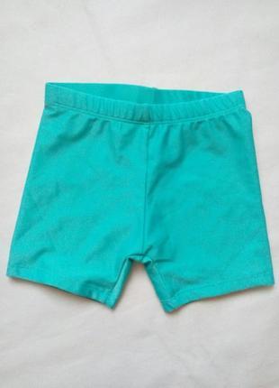 Детские солнцезащитные пляжные шорты р.98/104