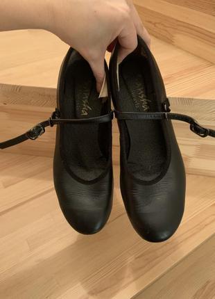 Туфли для степа {степовки} sansha t moravia