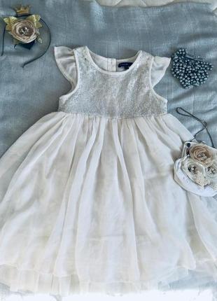Marks&spencer (маркс и спенсер) нарядное платье