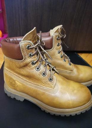 Легендарні ботинки timberland