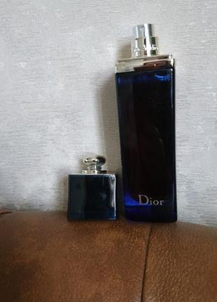 Dior addict, оригинал, 100 мл