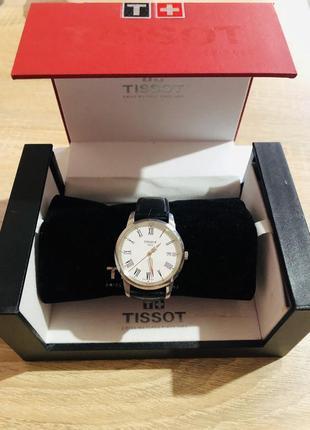 Часы tissot t033.410 оригинал!!!