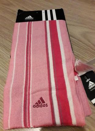 Дитячий фірмовий шарф adidas