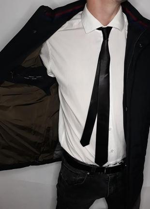 Куртка мужская демисезонная элитная черная