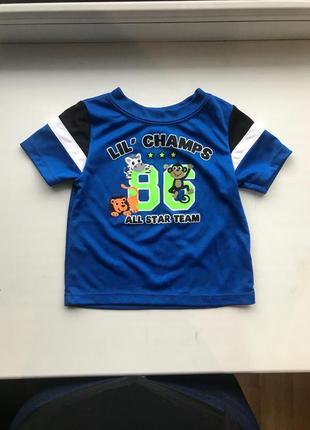 Спортивная футболка для малыша