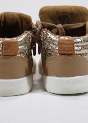 Стильні кросівки хайтопи zara іспанія7 фото