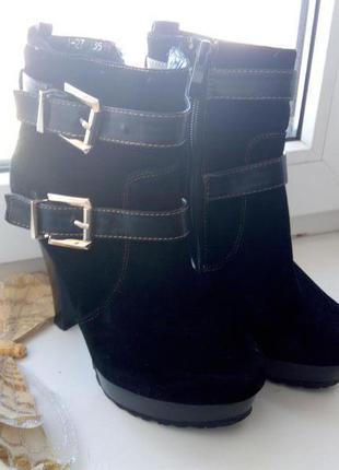 Очень красивые ботинки