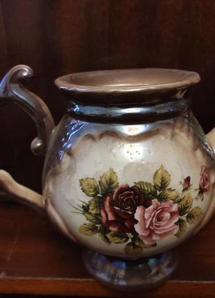 Большой чайник (керамика)