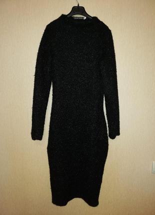 Платье женское размер xs, трикотажное