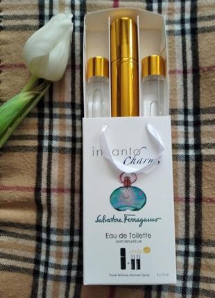 Мини парфюм в подарочной упаковке