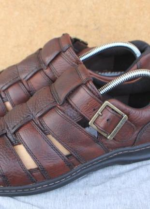 Сандалии timberland кожа оригинал 42р босоножки туфли