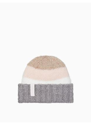 Нежная шапка
