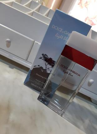 D&g ,нежный аромат. 100 % оригинал,  без единого затеста . легкий ,нежный,вкусный.