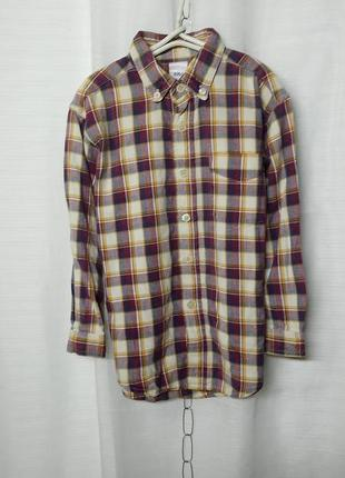 Комфортная  брендовая мягкая  катоновая рубашка