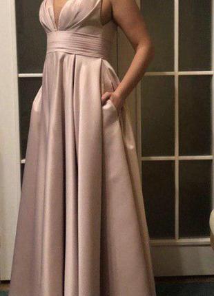 Роскошное нарядное платье2 фото