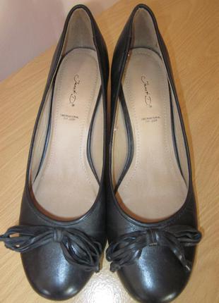 Janet d туфли натуральная кожа 39 р.