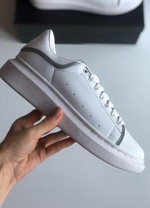 Стильные кроссовки 😍  alexander mcqueen reflective 😍