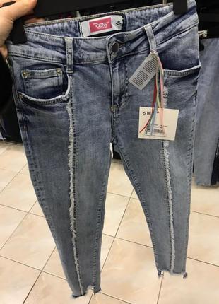 Женские джинсы турция raw 2020г новая коллекция с м л хл