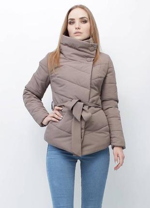 Весенняя курточка косуха murena furs распродажа 🥰