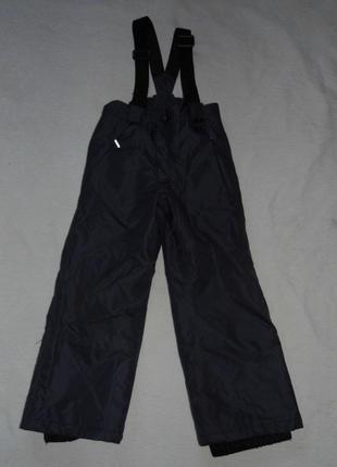 Зимние термо-штаны, lupilu, 110-116 - 5-7  лет - германия