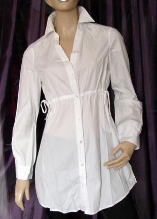 Платье-рубашка esprit