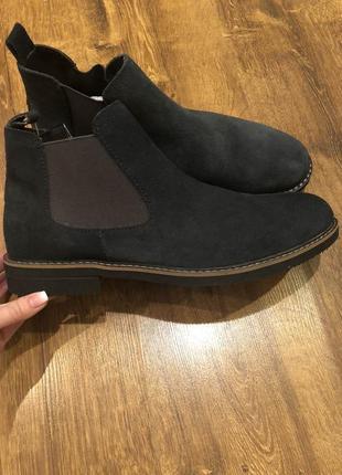 Мужские 🥾 ботинки итальянский  брэнд tata