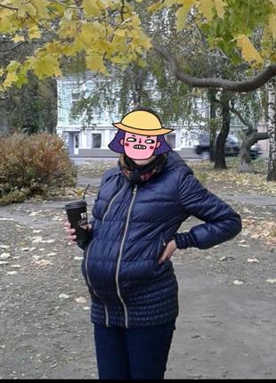 Куртка слингокуртка куртка для беременных
