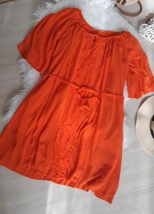Натуральное платье от george