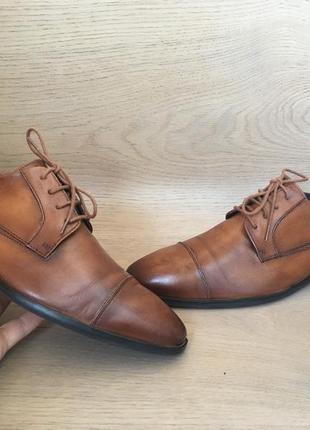 Туфли, оксфорды amati regazzi (италия, 42 р).
