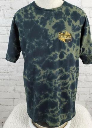 Коттоновая футболка saltrock
