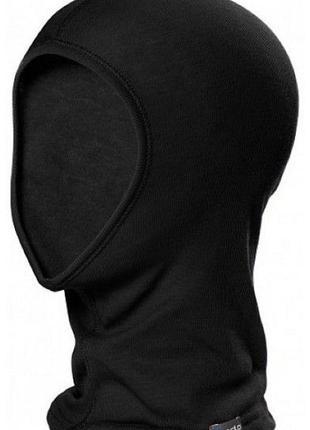 Балаклава черная чорна шлем маска подшлемник odlo face mask warm one size