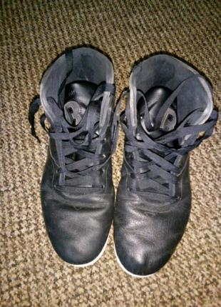 Кеды-ботинки