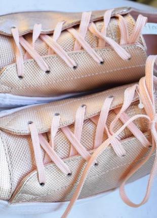 Кожаные кеды мокасины кроссовки конверсы converse