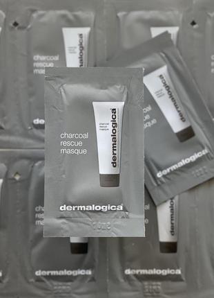 Dermalogica маска очищающая угольная