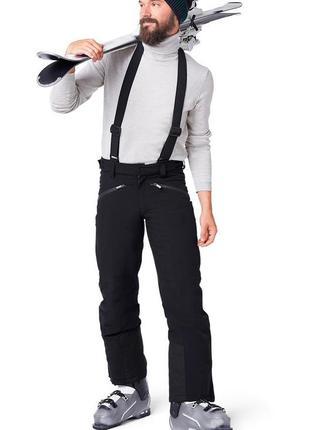 Успей! зима все равно будет) распродажа технологичные, лыжные брюки - tchibo - l-xl