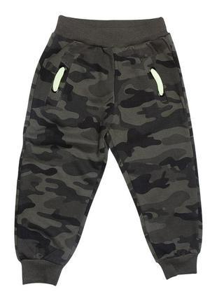 Спортивные штаны милитари на мальчика