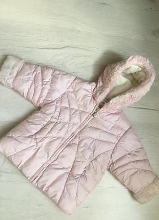 Куртка весенняя на девочку #розвантажуюсь
