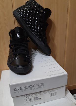 Демисезонные ботиночки geox