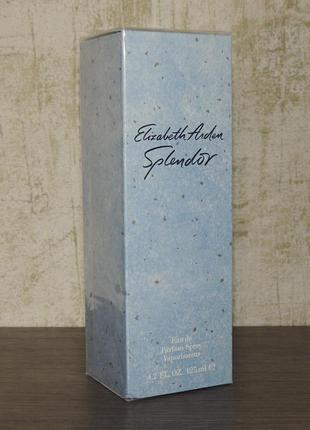 Elizabeth arden splendor 125 мл парфюмированная вода для женщин оригинал