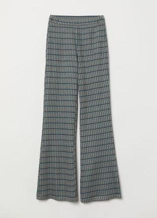 Супер модные брюки от бренда h&m, тренд 2020