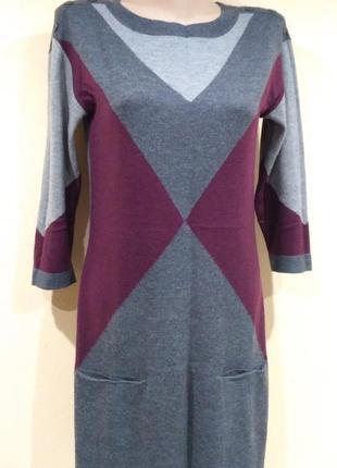 Платье трикотажное wallis размер s/36/44