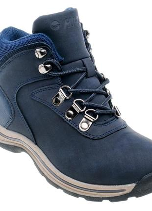 Ботинки hi-tec miti mid jr, 34 р., стелька 22,5 см #розвантажуюсь