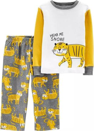 Пижама для мальчика carters